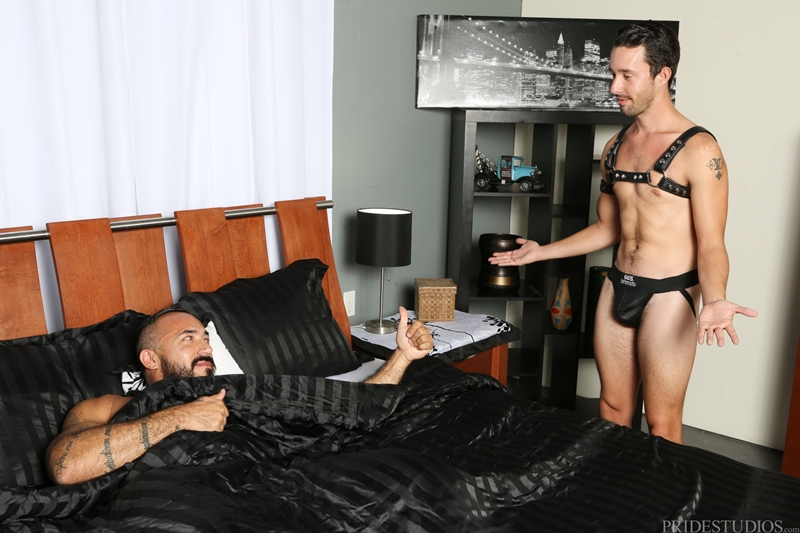 NextDoorEbony-Isaac-Hardy-Alessio-Romero-leather-gear-straps-dominate-fucks-deep-jerking-sucking-cock-tight-ass-cum-002-tube-video-gay-porn-gallery-sexpics-photo