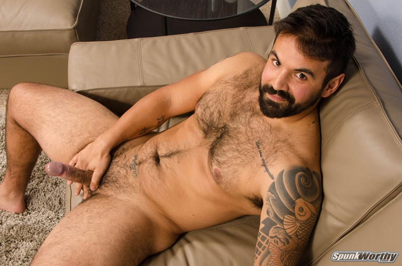 Spunkworthy-hairy-chest-hunk-tattoo-Freddy-military-guy-jerking-shaved-men-pubes-big-uncut-cock-thick-cum-load-orgasm-jizz-001-gay-porn-sex-gallery-pics-video-photo